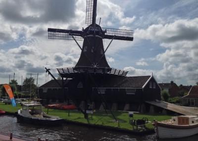 Zeilen in Nederland