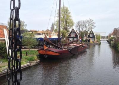 Dagje zeilen Noord-Holland