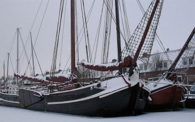 Winter aktivitäten auf der Orion