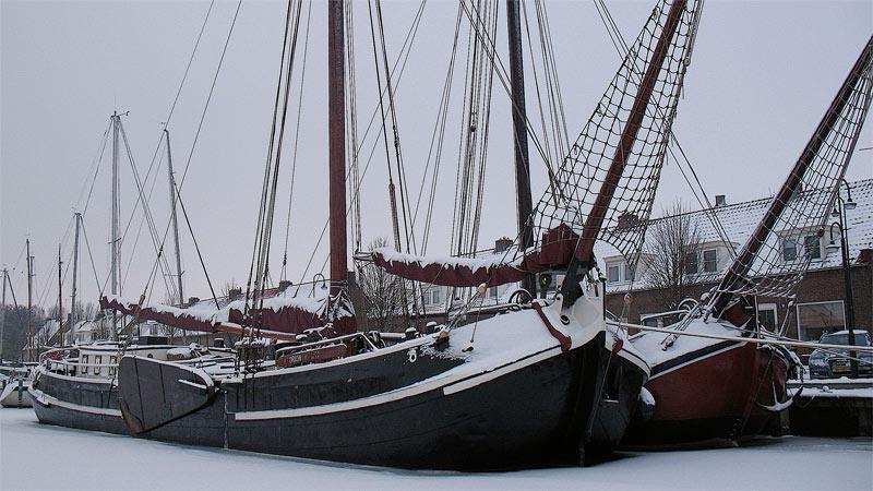 Winter activiteiten op Orion