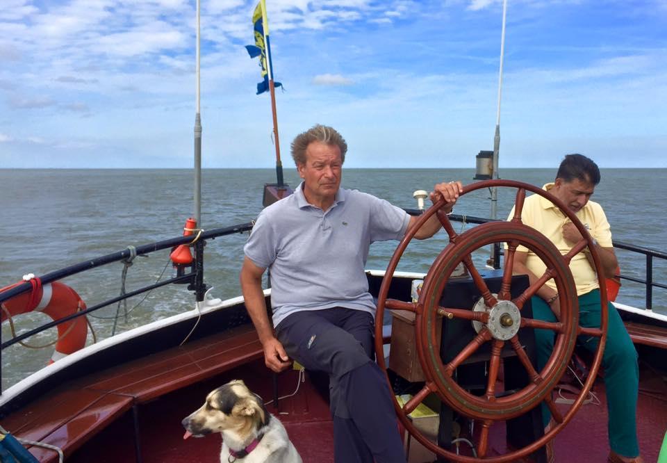 Interview met schipper Egas!