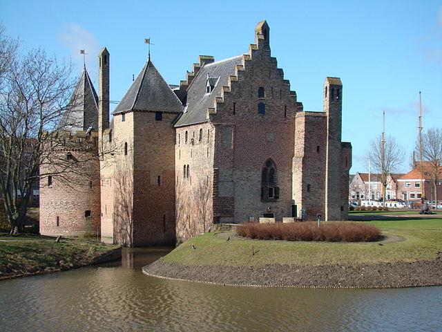 Medemblik Kasteel Radboud