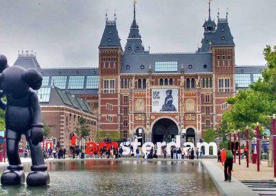 Zeiltocht Amsterdam